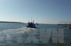 Quảng Ngãi: Cứu nạn thành công một phụ nữ bị trôi dạt trên biển