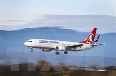 Máy bay Thổ Nhĩ Kỳ rơi vào vùng nhiễu động, hàng chục khách bị thương