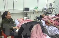 Nổ bình gas tàu cá Nghệ An: 5 nạn nhân bị bỏng nặng, đa chấn thương