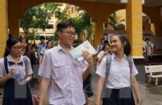 TP.Hồ Chí Minh giảm dần tỷ lệ tuyển sinh vào lớp 10 công lập