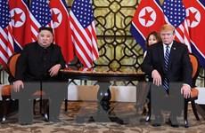 Tổng thống Mỹ cam kết phi hạt nhân hóa Bán đảo Triều Tiên