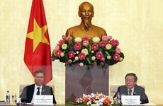 Thúc đẩy quan hệ Đối tác Toàn diện Việt Nam-Hoa Kỳ vì lợi ích lâu dài