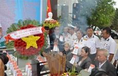 Hơn 500 cựu chiến binh Trường Sa gặp mặt nhân kỷ niệm sự kiện Gạc Ma