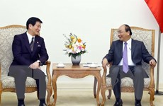 Quan hệ Việt Nam-Nhật Bản đang trong giai đoạn phát triển tốt đẹp