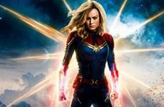 Captain Marvel vẫn giữ ngôi quán quân dù doanh thu sụt giảm