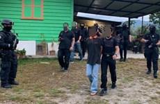 Cảnh sát Malaysia bắt giữ 13 nghi phạm khủng bố