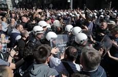 Nga tố cáo phe đối lập tại Serbia đã gây kích động bạo lực