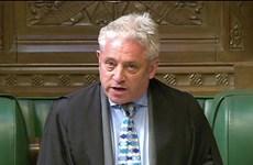 Chủ tịch Hạ viện Anh đặt ''điều kiện khó'' cho chính phủ