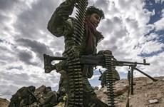 Syria: Lực lượng SDF tiến sâu hơn vào sào huyệt của IS