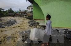 Thương vong trong trận lũ quét ở miền Đông Indonesia tiếp tục tăng