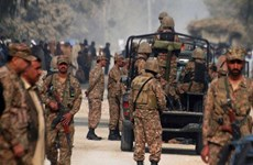 Taliban tấn công trạm kiểm soát, ít nhất sáu cảnh sát thiệt mạng
