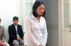 Nguyên Kế toán trưởng Chi cục Thi hành án Dân sự lĩnh án tù