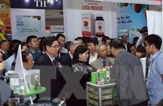 120 gian hàng tham gia hội chợ dược liệu lần thứ nhất