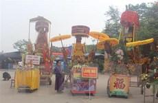 Lễ hội đền Độc Cước tôn vinh các giá trị tinh thần của ngư dân