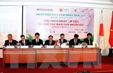 Gần 200 sinh viên Việt Nam được tiếp nhận sang thực tập ở Nhật