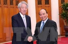 Quan hệ Việt Nam-Singapore tốt đẹp có lợi cho cả Cộng đồng ASEAN