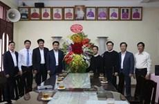 Linh mục Trịnh Ngọc Hiên tái nhiệm Bề trên Dòng Chúa cứu thế Hà Nội