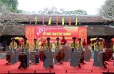 Hải Dương: Khai hội truyền thống Văn miếu Mao Điền 2019