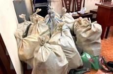 Việt Nam-Philippines thu thêm 267kg ma túy từ đường dây xuyên quốc gia