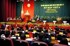 Hội đồng Nhân dân Hải Phòng họp bất thường, thông qua nhiều quyết sách