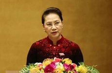 Phát triển quan hệ Quốc hội Việt Nam và các nghị viện trên thế giới