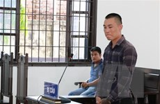 Hiếp dâm, cướp và trộm cắp tài sản, một đối tượng lĩnh án 18 năm tù