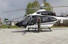 Nga chuyển giao máy bay trực thăng Ansat cho Trung Quốc trong năm 2019