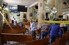 Ai Cập kết án 30 đối tượng âm mưu đánh bom nhà thờ