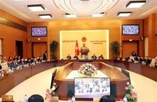 Chuẩn bị nội dung phiên họp thứ 33 Ủy ban Thường vụ Quốc hội