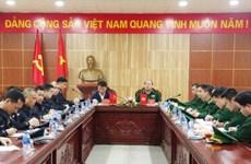 Bàn giao tang vật tội phạm công nghệ cao cho phía Trung Quốc