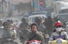 Đẩy mạnh quan trắc, kiểm soát môi trường không khí tại các đô thị
