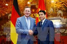 Hà Nội thúc đẩy mối quan hệ hợp tác với bang Thüringen của Đức