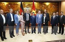 Mở rộng cơ hội đào tạo nghề miễn phí cho lao động Việt Nam tại Đức