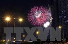 Thành phố Hồ Chí Minh tổ chức bắn pháo hoa tại ba điểm