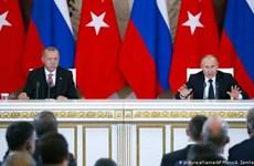 Nga-Thổ Nhĩ Kỳ tái khẳng định cam kết hợp tác quân sự