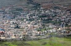 Các nước Arab không thống nhất về nghị quyết đối với Cao nguyên Golan