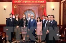Hà Lan sẵn sàng đẩy mạnh hợp tác với Thành phố Hồ Chí Minh