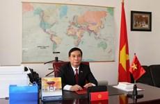 Nâng quan hệ hữu nghị truyền thống Việt Nam-Romania lên tầm cao mới