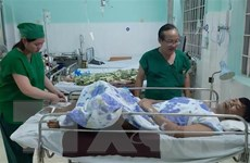 Bà Rịa-Vũng Tàu: Cứu ngư dân bị dị vật đâm vào khoang phổi