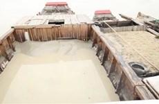 Xử lý trách nhiệm người đứng đầu để xảy ra khai thác cát sỏi trái phép