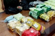 An Giang: Thu giữ thêm 1kg Ketamine và 1.000 viên ma tuý tổng hợp