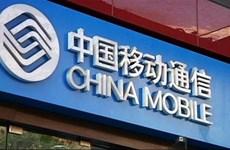 Hãng viễn thông Trung Quốc China Mobile không được chào đón ở Mỹ