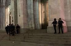 Cảnh sát Mỹ bắt giữ đối tượng mang xăng và bật lửa vào nhà thờ
