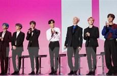 Nhóm nhạc BTS lọt vào danh sách 100 nhân vật ảnh hưởng nhất thế giới