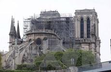 Công nghệ trợ giúp quá trình phục dựng Nhà thờ Đức Bà Paris