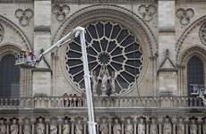 Pháp cảnh báo việc lừa đảo quyên góp phục dựng Nhà thờ Đức Bà Paris