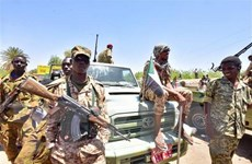 Tổng thống Nam Sudan ủng hộ Hội đồng quân sự chuyển tiếp của Sudan