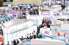 Doanh nghiệp Việt tham dự triển lãm công nghiệp chế tạo tại Nhật Bản