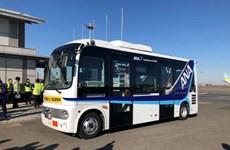 Nhật Bản thử nghiệm xe buýt tự hành đầu tiên vào năm 2020