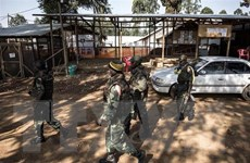 IS thừa nhận lần đầu tiên tấn công khủng bố CHDC Congo
